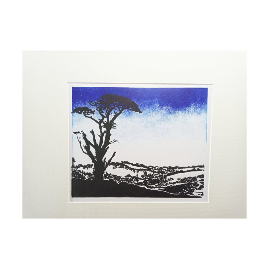 Lone Pine, Red Post - Twilight 2