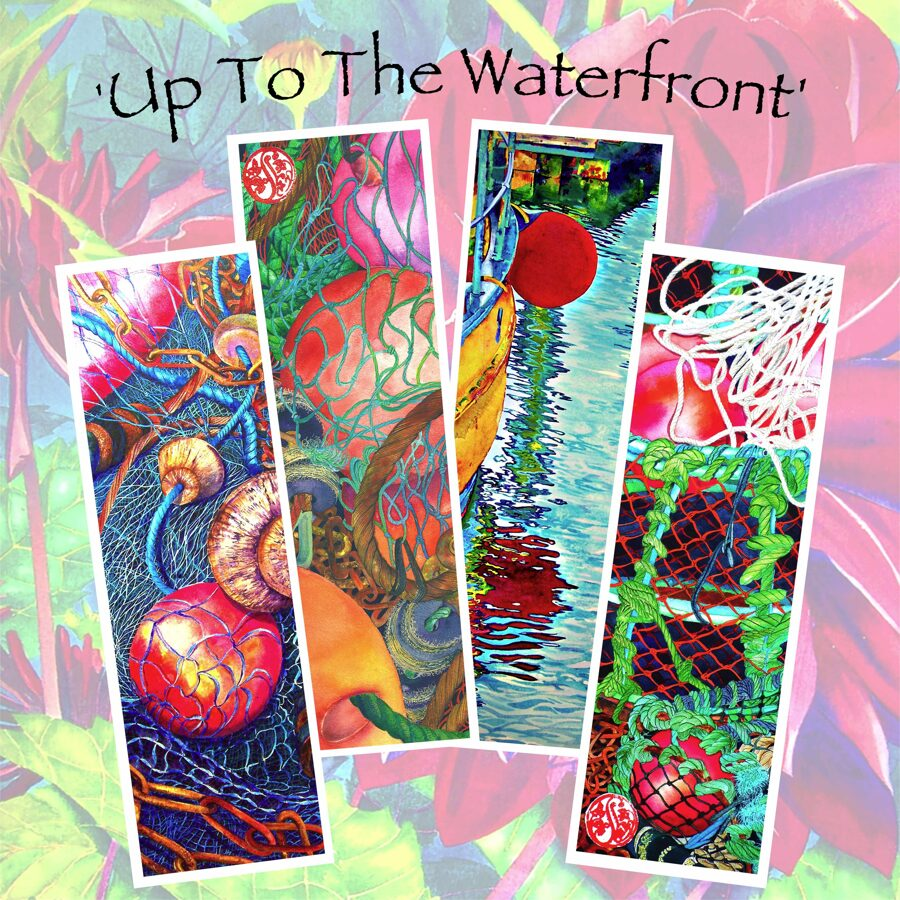 Up To The Waterfront - Long Card Collection