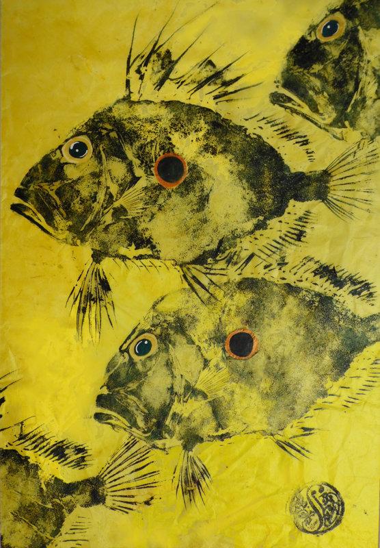 3 John Dory On Lemon