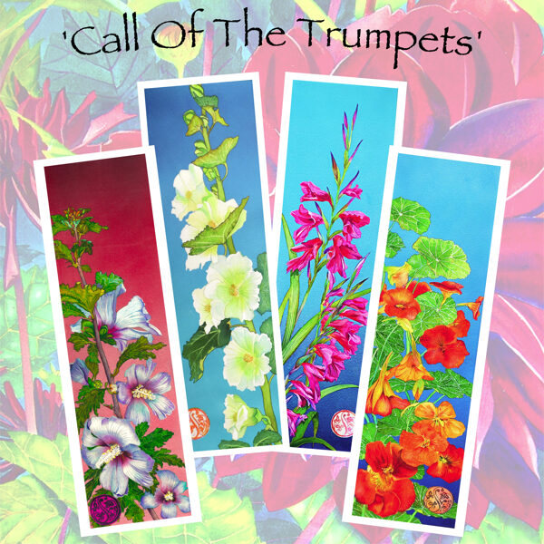 Call Of The Trumpets - Long Card Collection
