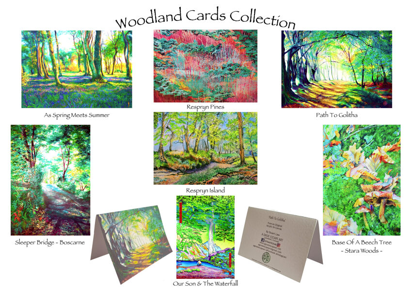 Woodlands Card Collection